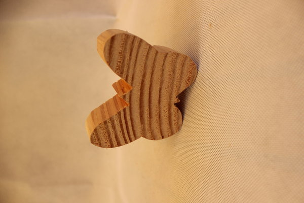 Holz Schmetterling ca. 7cm
